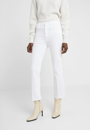 THE HUSTLER ANKLE FRAY JEAN - Flared Jeans - fairest of them all
