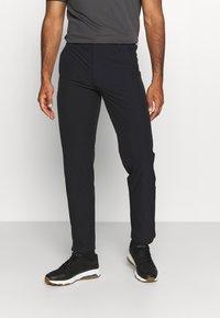 Oakley - TAKE PRO PANT  - Trousers - blackout - 0