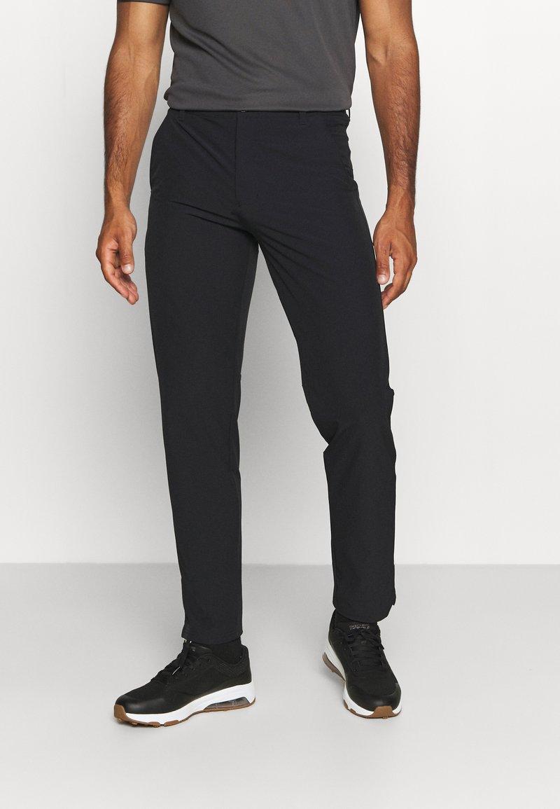 Oakley - TAKE PRO PANT  - Trousers - blackout