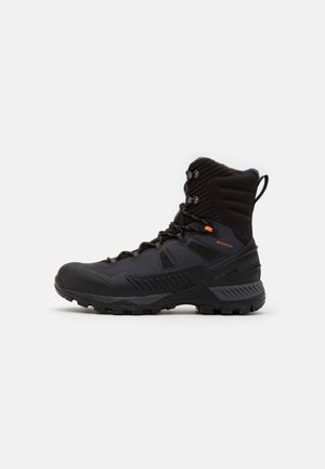 BLACKFIN III WP HIGH MEN - Winter boots - black