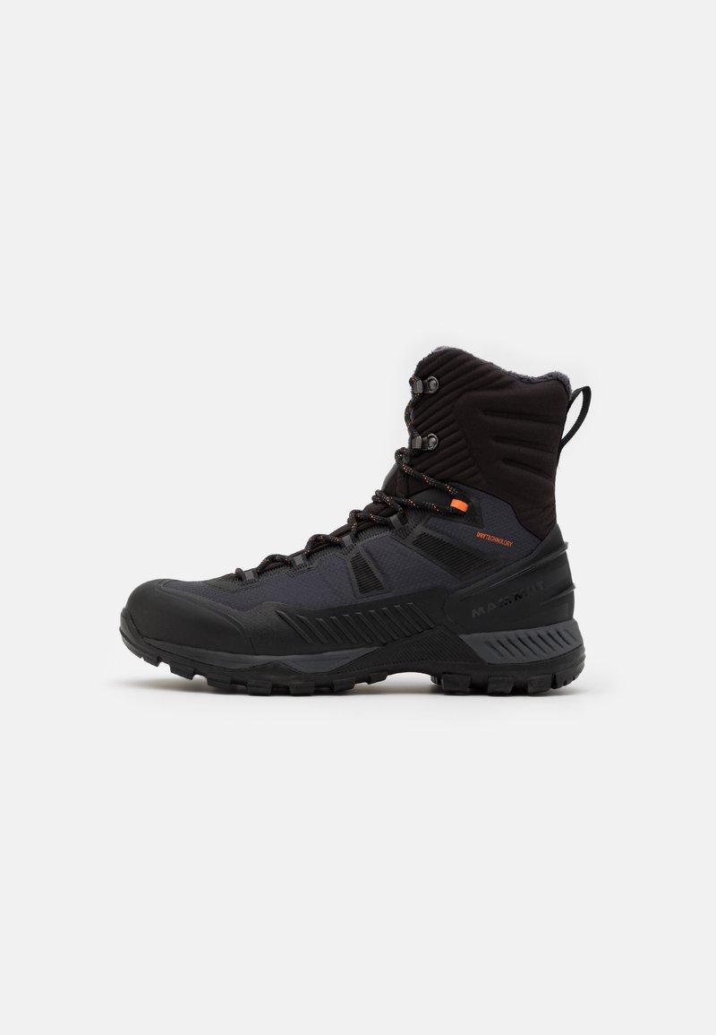 Mammut - BLACKFIN III WP HIGH MEN - Winter boots - black