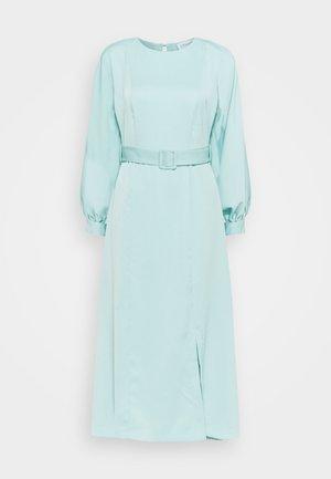 KIMONO MIDI DRESS - Maxi šaty - mint