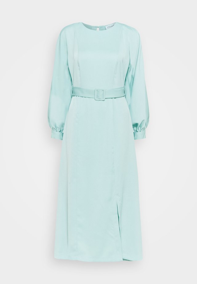 KIMONO MIDI DRESS - Maxi-jurk - mint