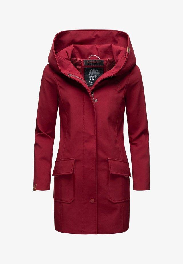 MAYLEEN - Winter coat - bordeaux