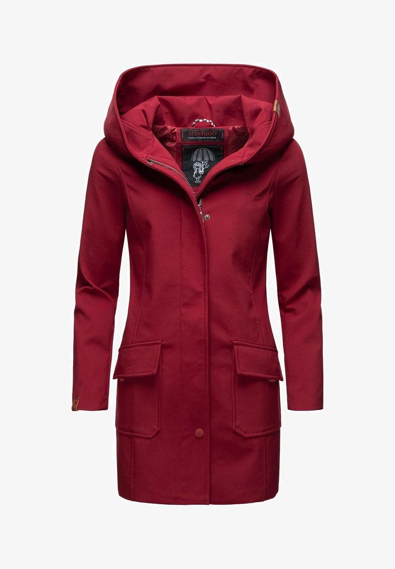 Marikoo - MAYLEEN - Winter coat - bordeaux