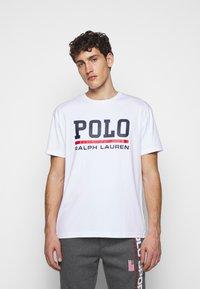 Polo Ralph Lauren - T-Shirt print - white - 0