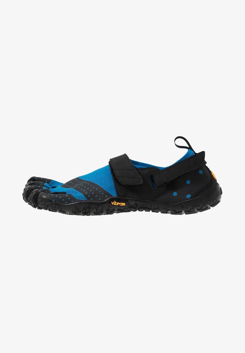 Vibram Fivefingers - V-AQUA - Zapatillas acuáticas - blue/black