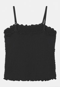 Abercrombie & Fitch - MAY BARE SMOCKED - Top - black - 1