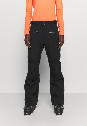 SCOOT PANTS - Täckbyxor - black