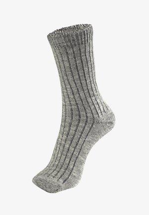 Socken - dark grey
