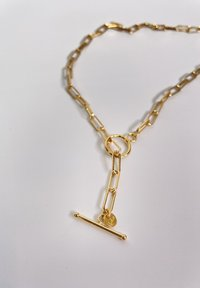 LOLA - BICYCLE  - Necklace - gold - 2