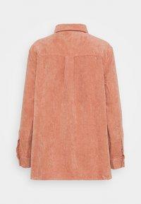 Gina Tricot - CORY - Button-down blouse - rose dawn - 1