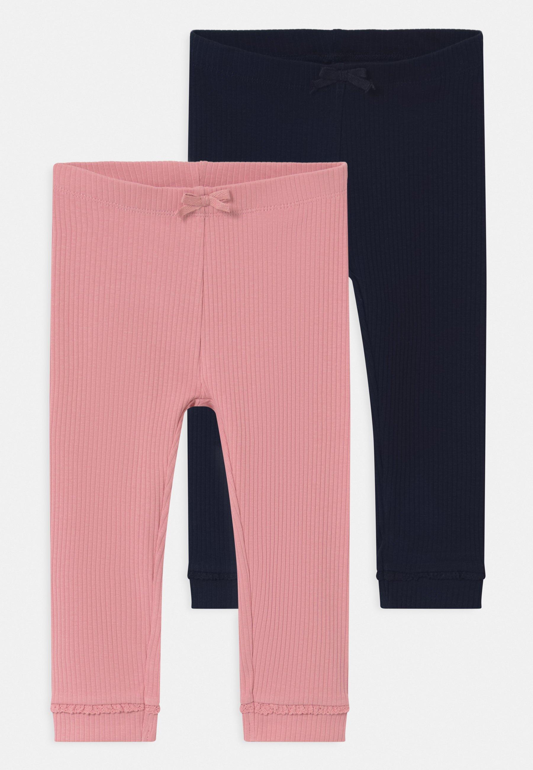 Kids NBFSINE 2 PACK - Leggings - Trousers