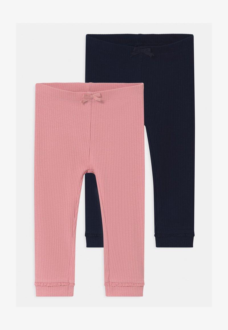 Name it - NBFSINE 2 PACK - Leggings - Trousers - dark sapphire