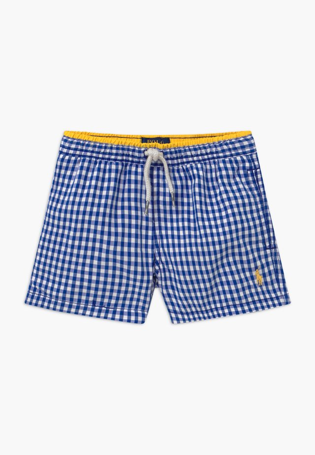 TRAVELER SWIMWEAR BOXER - Shorts da mare - pacific royal