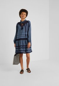 CECILIE copenhagen - CAROLYN - Day dress - navy - 1