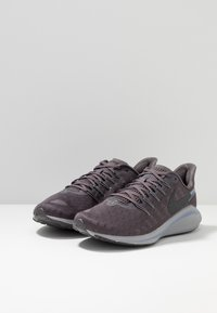Nike Performance - AIR ZOOM VOMERO 14 - Neutral running shoes - thunder grey/black/stellar indigo/gunsmoke/atmosphere grey/light blue - 2