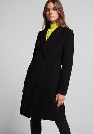 CHARLIN - Classic coat - schwarz
