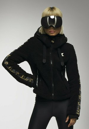 SHERPA MEGA - Winter jacket - black