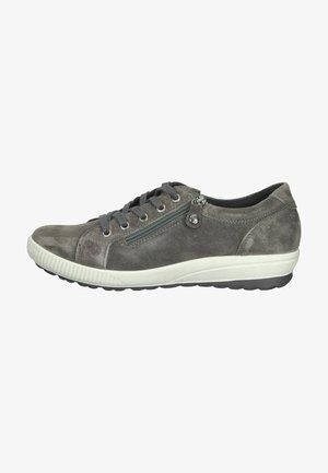 Sneakers laag - dunkelgrau/grau