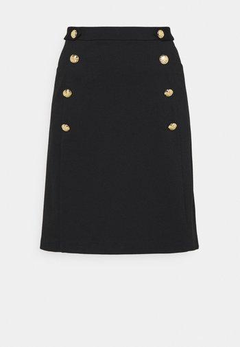 GELLERT SKIRT - Pencil skirt - black