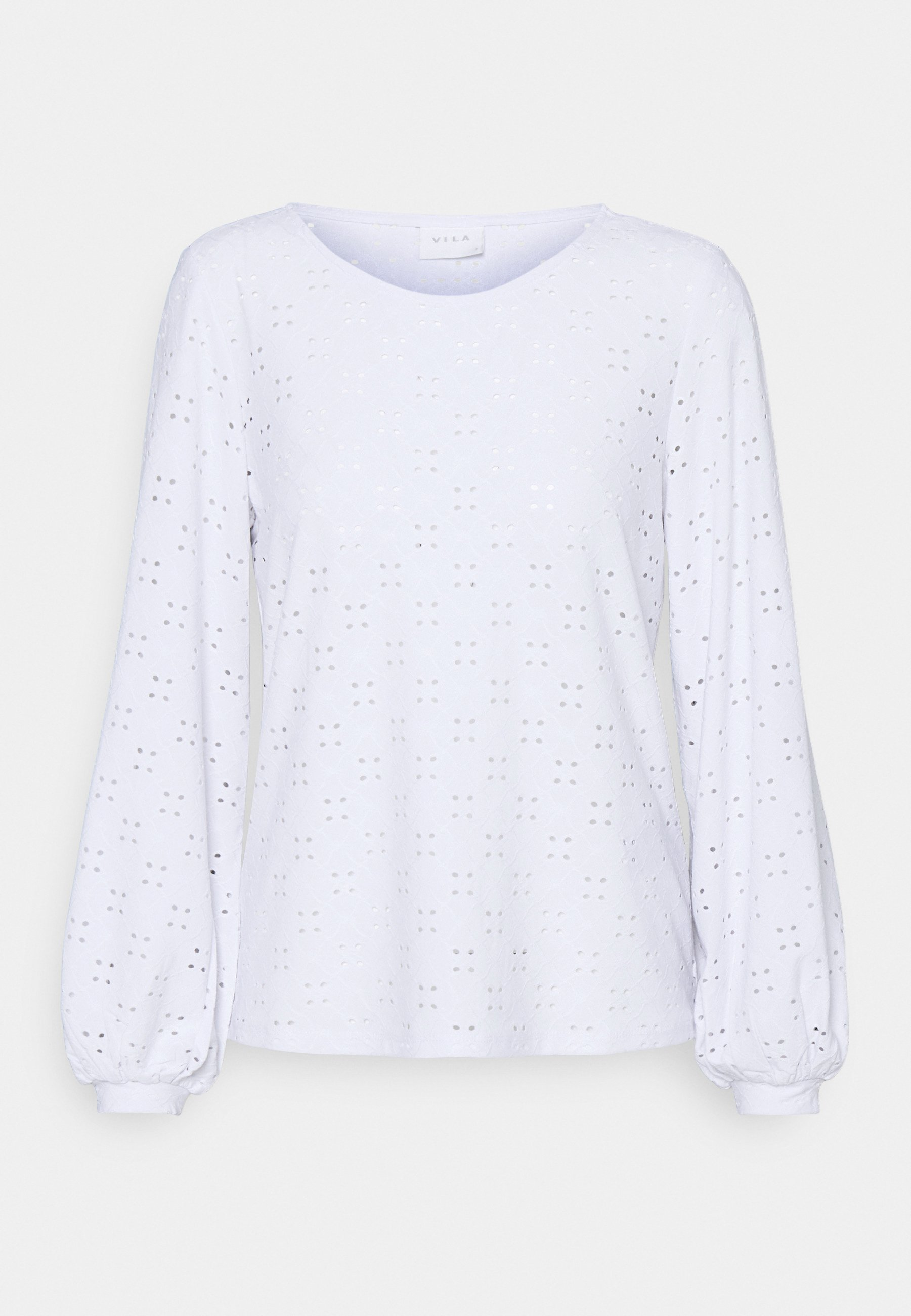 Women VITRESSY DETAIL ONECK - Long sleeved top