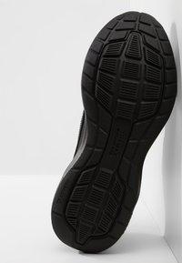 Reebok - ULTRA 6 DMX MAX - Walking trainers - black/alloy - 4