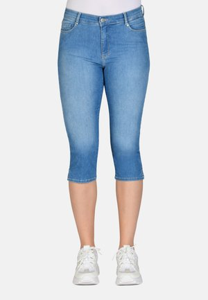 Denim shorts - light denim