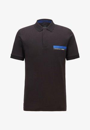 POLSTON  - Poloshirt - black