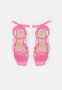 BEBO - EMELINE - Sandalias - pink - 5