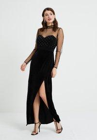 Forever Unique - Robe de cocktail - black - 2