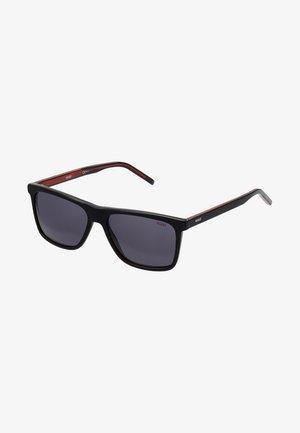 Sunglasses - black/red/gold-coloured