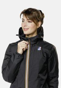 K-Way - Light jacket - black - 4