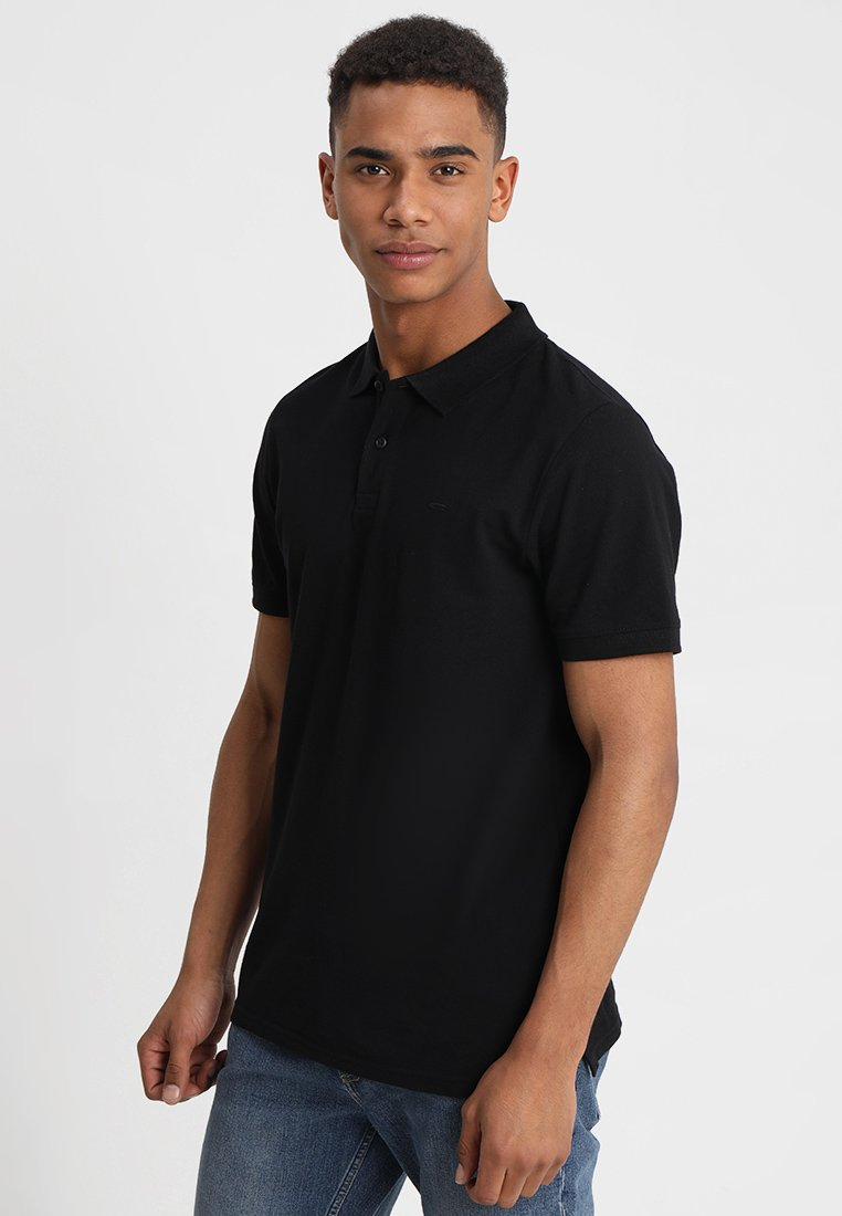 Jack & Jones - JJEBASIC - Polo - black