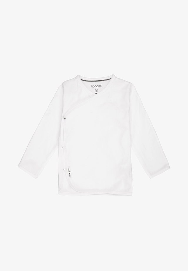 LITTLE - Long sleeved top - white