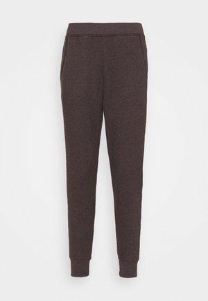 WAFFLE JOGGER - Tracksuit bottoms - university grey