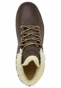 Quiksilver - JAX II SHOE  - High-top trainers - brown/black/brown - 1