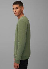 Marc O'Polo DENIM - Sweatshirt - utility olive - 3