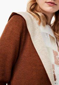 s.Oliver - Cardigan - brown melange - 3