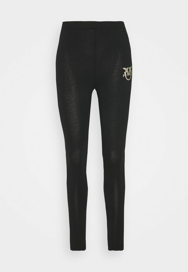BUONO STRETCH - Legging - black