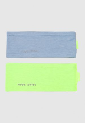 NORA HEADBAND 2 PACK - Oorwarmers - misty