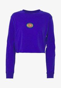 Vans - OVALOID - T-shirt à manches longues - royal blue - 4