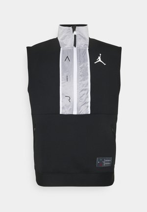 AIR VEST - Camiseta de deporte - black/white