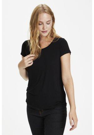 POPPY  - T-shirt basique - black