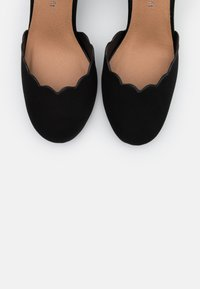 Wallis Wide Fit - WIDE FIT WHISPER - High heels - black - 5