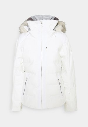 CLOUDED - Snowboard jacket - bright white