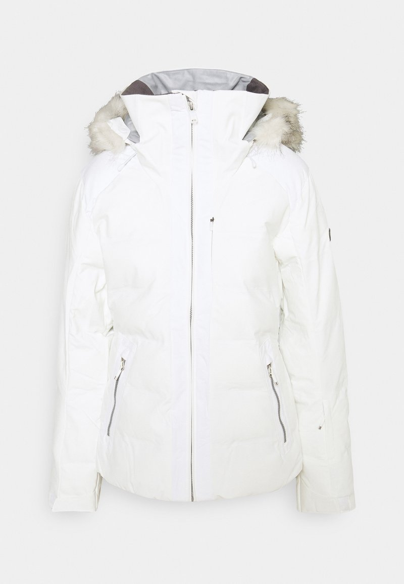 Roxy - CLOUDED - Snowboard jacket - bright white