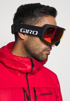 RINGO - Gogle narciarskie - black