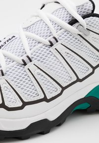 Salomon - SHOES X ULTRA ADV UNISEX - Sneakers basse - white/shale/parasailing - 5