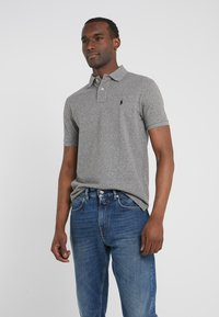 Polo Ralph Lauren - BASIC  - Poloshirts - canterbury heather - 0